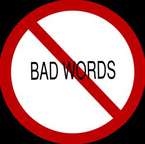 Marketing - No Bad Words